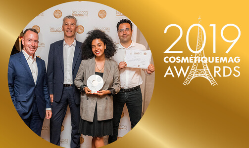 THE COSMETIQUEMAG AWARDS